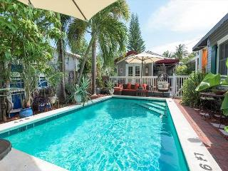 Casa Bella - Beautiful 'Old Town' Key West Home w/ On Site Pool.