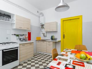 KrakowColor Apartments&GuestRooms, Cracovie