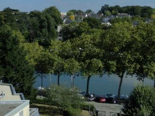 Gite urbain, lodge with great view of the L' Erdre, Nantes
