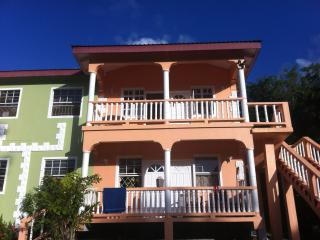 Furnished 2 bed apartment to let near Rodney bay