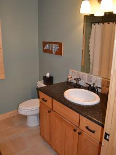 2nd Bathroom on Upper Floor