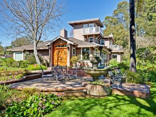 Escape to Private Estate Near Monterey, Carmel, Watsonville