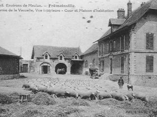Gite de charme dans un ancien corps de ferme, Seraincourt