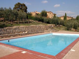 2 bedroom Apartment in Gaggiano, Tuscany, Italy : ref 5504936