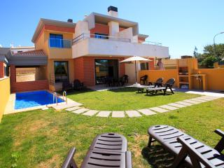 Jardim da Branqueira  Casa M 4 quartos e piscina privada perto de Albufeira