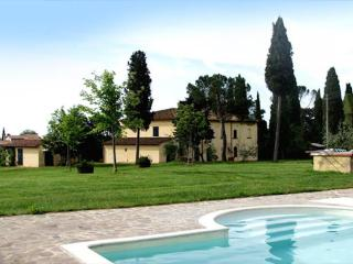 9 bedroom Villa in Poschini, Tuscany, Italy : ref 5505163