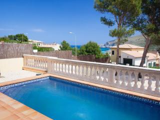 4 bedroom Villa in Cala Mesquida, Balearic Islands, Spain : ref 5505532