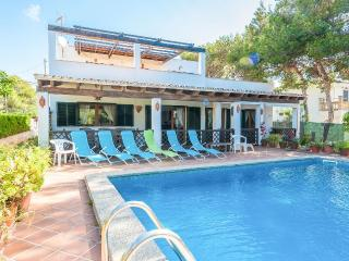 4 bedroom Villa in Cala Pi, Balearic Islands, Spain : ref 5505585
