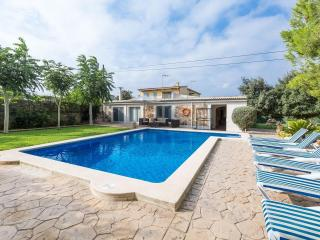 3 bedroom Villa in Muro, Balearic Islands, Spain : ref 5504869
