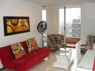 Nice 3 bedroom apartment located in El Poblado, Medellin