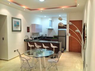 Luxury Condo for 8 people, 4 blocks from the beach, Playa del Carmen