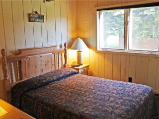 Located at Base of Powderhorn Mtn in the Western Upper Peninsula, A Comfy Duplex with Shared Outdoor Hot Tub & Great View of Ski Hill, Ironwood