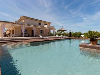 5 bedroom Villa in es Mal Pas, Balearic Islands, Spain : ref 5505469