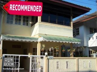 Townhouses for rent in Hua Hin: T0008