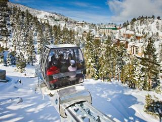 The Ridge Ski in/Ski out access to Heavenly Resort, Lake Tahoe (California)