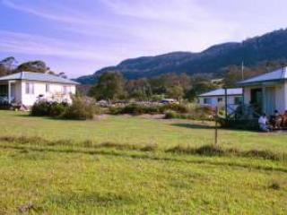 Big Bell Farm - Family Cabin 3, Vallée des kangourous