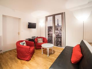 Charming studio 30 sqm near Montmartre Paris 9th