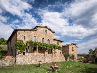 Podere Felceto (Villa, Fienile & Cottage) Chianti, Greve in Chianti