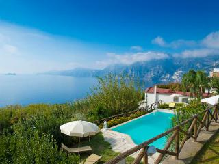 Masasette Luxury Villa with Pool and Jacuzzi, Praiano