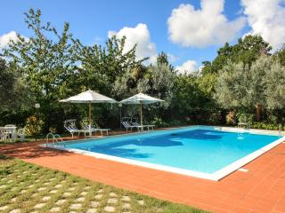 Villa Near Rome Central Italy pool and big garden