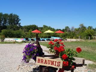 Gîte Braunis, Bourran