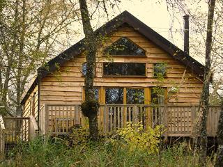 ROWAN Log Cabin, Dalavich, Loch Awe, Argyll & Bute
