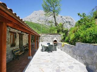 Casa rural Paquito I, Teverga