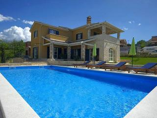 4 bedroom Villa in Montizana, Istria, Croatia : ref 5505050
