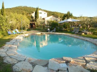 4 bedroom Villa in Il Castagno d'Andrea, Tuscany, Italy : ref 5505618