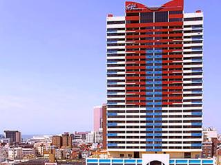 Wyndham Skyline Tower - 1 block from Boardwalk, Atlantic City