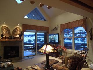 Ski property, Saddle Ridge, Big Sky
