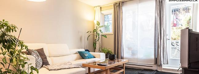 2-Bedroom condo Des Erables, Montreal