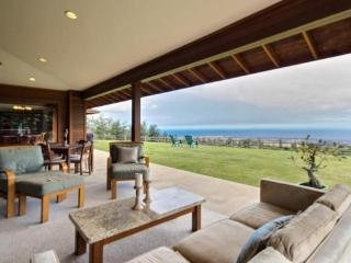 Hilltop Estate- Quiet, Secluded, Private! Horses, Kailua-Kona