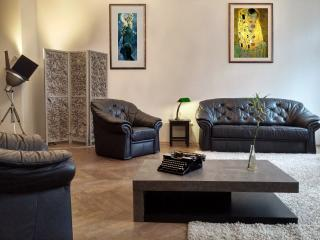 Beautiful trendy Loft 82 sqm in Budapest Center, Budapeste