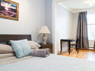 Three-Bedroom Apartment in front of Subway Station, Montreal