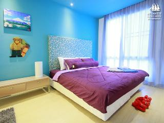 Atlantis Condo Resort-Beautiful Garden View Suite, Jomtien Beach