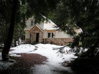 34SL Private Cabin near Mt. Baker with a Hot Tub and WiFi, Glacier