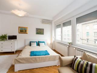 Downtown studio apartment, Zagreb