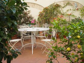 Exclusive apartment Florence center with garden