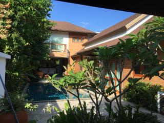 3 Bedroom Pool Villa Walk to the Beach