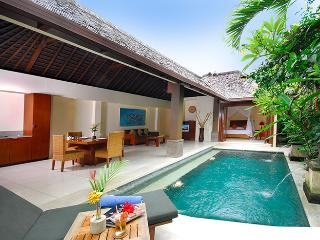 One Bedroom Private Pool Villa, Quiet North Kuta, Canggu