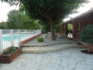 Maison Villa avec jardin et piscine dans l'Hérault, Le Bosc