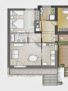16 Romeo floor plan
