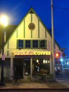 Tully's Coffee, 3 min drive, 15 min walk