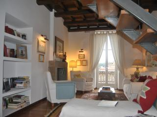 Former Medieval mansion near Rome, lake,free wi-fi, Bracciano