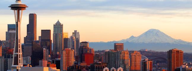 Seattle Downtown, 41 min drive