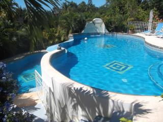 1 BR apartment with designer pool & gardens, Puerto Escondido