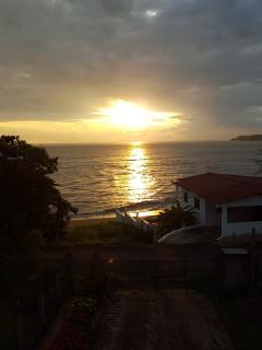 Imagine waking up to this sunrise