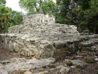 Playacar Mayan Ruins