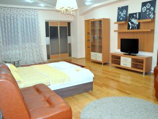 Studio apartment at Keremet, Almaty